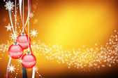 Beautiful colorful xmas background — Stok fotoğraf