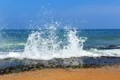 Ola del océano — Foto de Stock