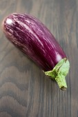 Speckled aubergine — Stockfoto