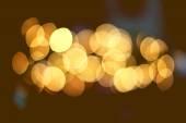 Festivo natale elegante astratto con luci bokeh — Foto Stock