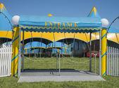 Cirkus vstup — Stock fotografie