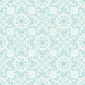 Baroque damask luxury background — Stock Vector