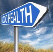 Good health — Stock Photo