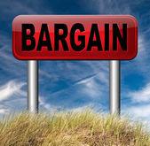 Düşük fiyatı ve en iyi pazarlık satış — Stok fotoğraf
