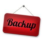 Постер, плакат: Data backup