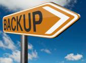 Backup data and software — Stock Photo