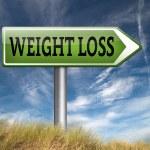 Weight loss — Stock Photo #53776547