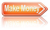 Tjäna pengar — Stockfoto