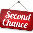 Second chance — Stock Photo #55359877