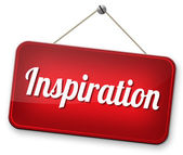 Inspiration find new ideas — Stock Photo