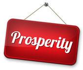 Prosperity happiness — Stock Photo