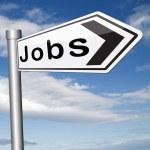 Job search — Stock Photo #55365599