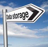 Almacenamiento de datos — Foto de Stock