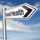 Goede gezondheid — Stockfoto