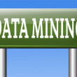 Data mining — Stock Photo #55996653