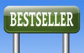 Bestseller-zeichen — Stockfoto