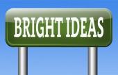 Pomysły — Zdjęcie stockowe