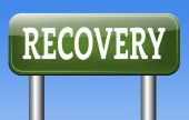 Recover lost data — Stock Photo