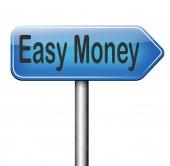 Easy money — Stock Photo