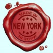 Made in New York — Stock Photo #56983481