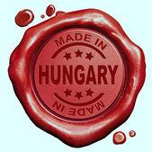 Gemaakt in hongarije — Stockfoto