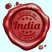 V indii — Stock fotografie