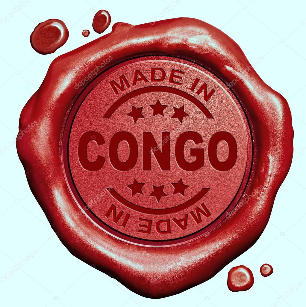 Конго Красный
