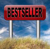 Bestseller sign — Stock Photo