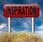 Inspiration find new ideas — Foto de Stock