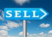 Online verkopen — Stockfoto
