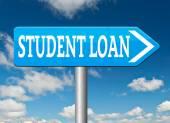 Studentská půjčka — Stock fotografie