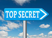 Top secret — Stock fotografie