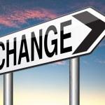 Change ahead — Stock Photo #58737421