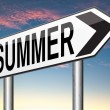 Summer time — Stock Photo #58739591