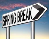 Bahar tatili — Stok fotoğraf