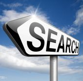 Search online — Stock Photo