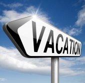 Vacation destination — Stock Photo