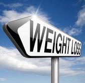 Weight loss — Stock Photo