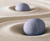 Zen meditation stone balance — Fotografia Stock