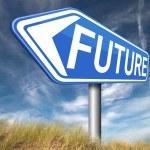 Bright future — Stock Photo #59971213