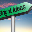 Bright ideas — Stock Photo #62162009