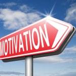 Motivation sign — Stock Photo #67088837