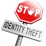 Stop identity theft — Stock Photo #67091899