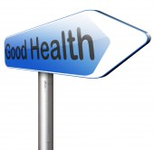 Good health sign — Stock Photo