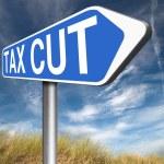 減税の記号 — ストック写真 #76449953