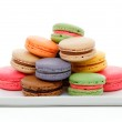 French Macaroons — Stock Photo #64509417