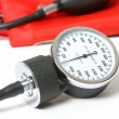 Blood pressure instrument — Stock Photo #64510989