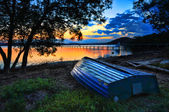 Beautiful Sunset Australia — Stock Photo