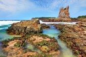Cathedral Rocks Kiama Downs Australia — Stock Photo