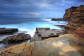 Terrigal Haven view to Skillion NSW Australia — Stock Photo